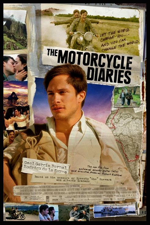 MOTORCYCLE DIARIES @ FilmPosters.com