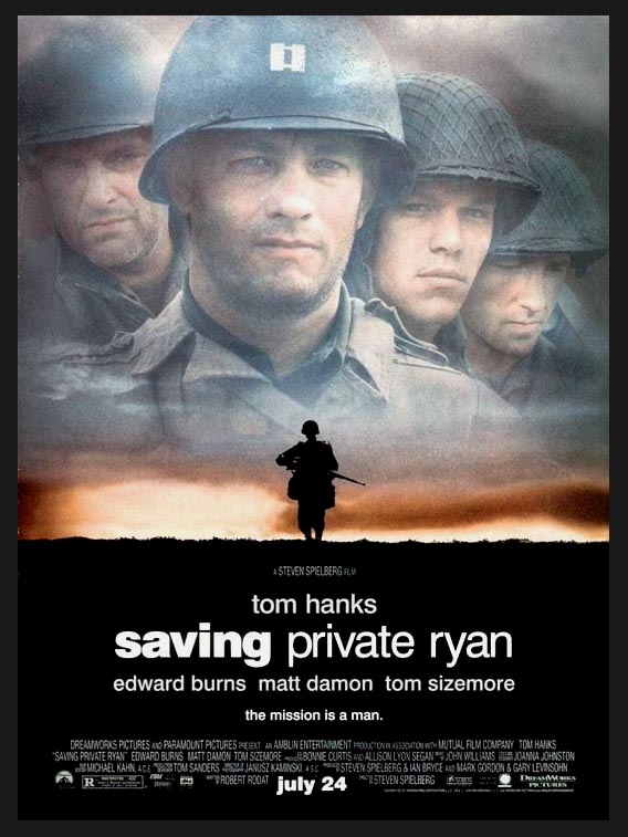 SAVING PRIVATE RYAN @ FilmPosters.com