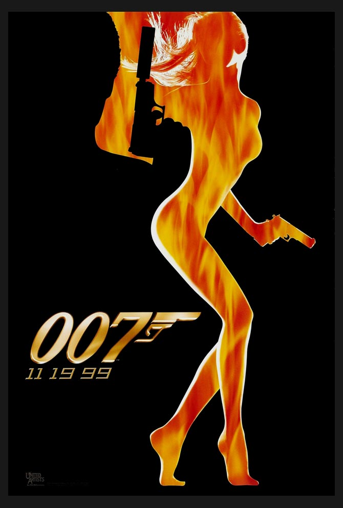 WORLD IS NOT ENOUGH, THE (James Bond) @ FilmPosters.com