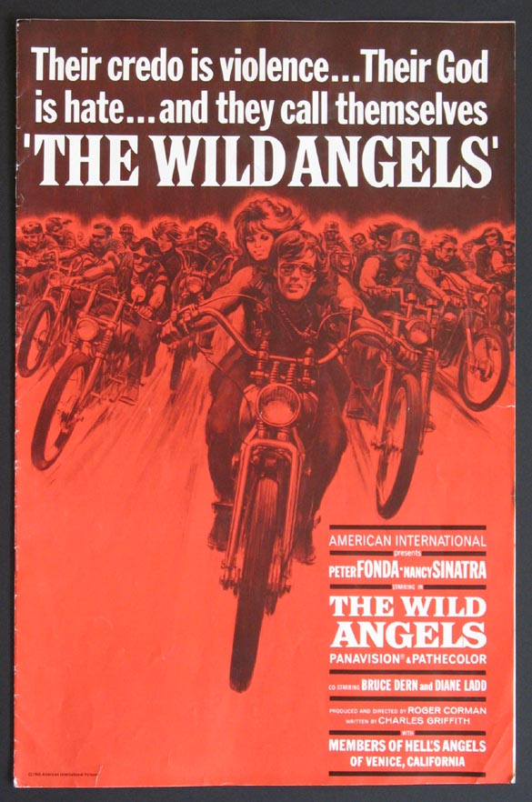 WILD ANGELS, THE (The Wild Angels) @ FilmPosters.com
