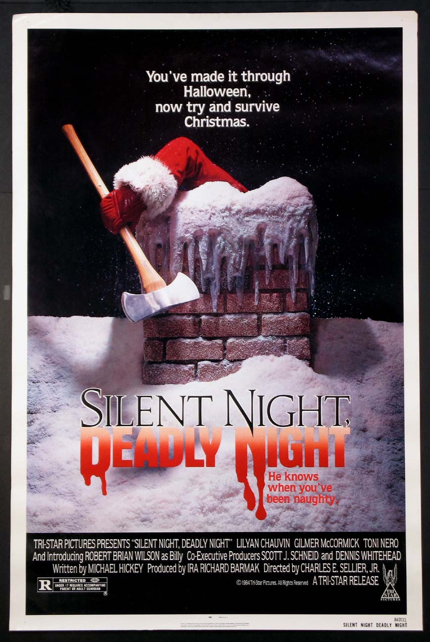 SILENT NIGHT, DEADLY NIGHT @ FilmPosters.com