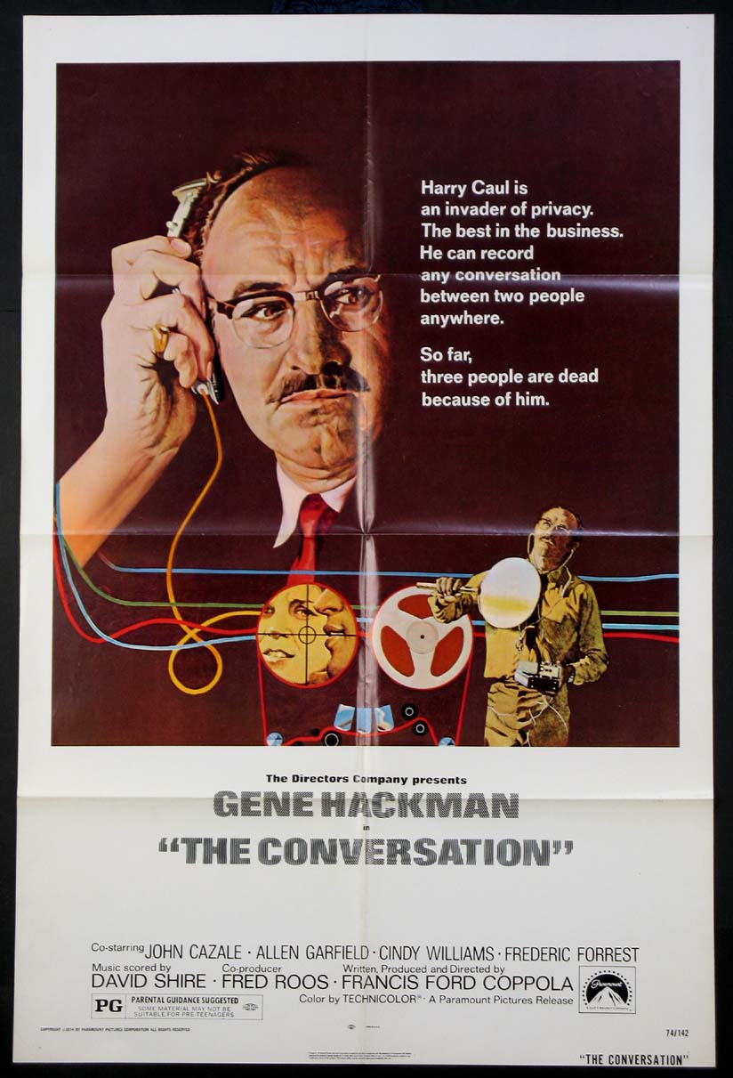 CONVERSATION, THE (The Conversation) @ FilmPosters.com