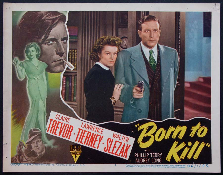 BORN TO KILL @ FilmPosters.com