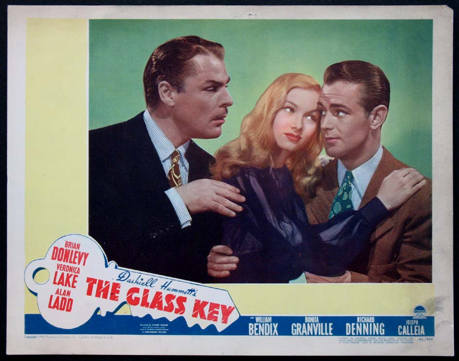 GLASS KEY, THE (The Glass Key) @ FilmPosters.com