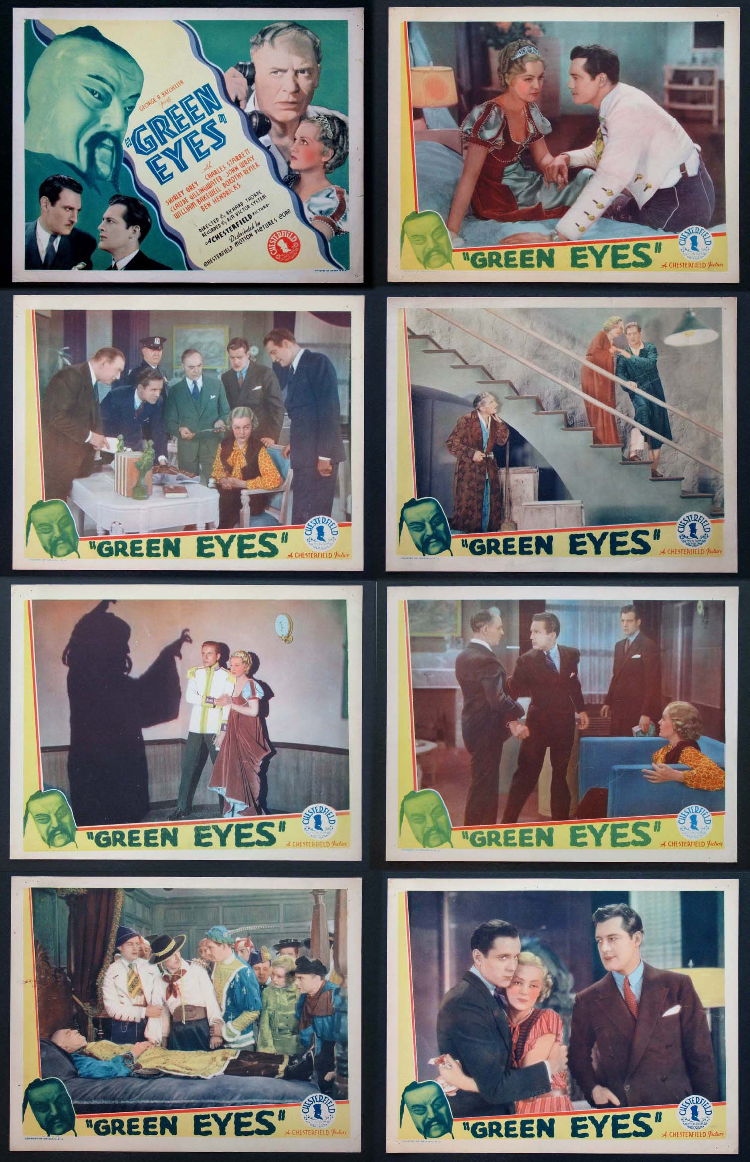 GREEN EYES @ FilmPosters.com