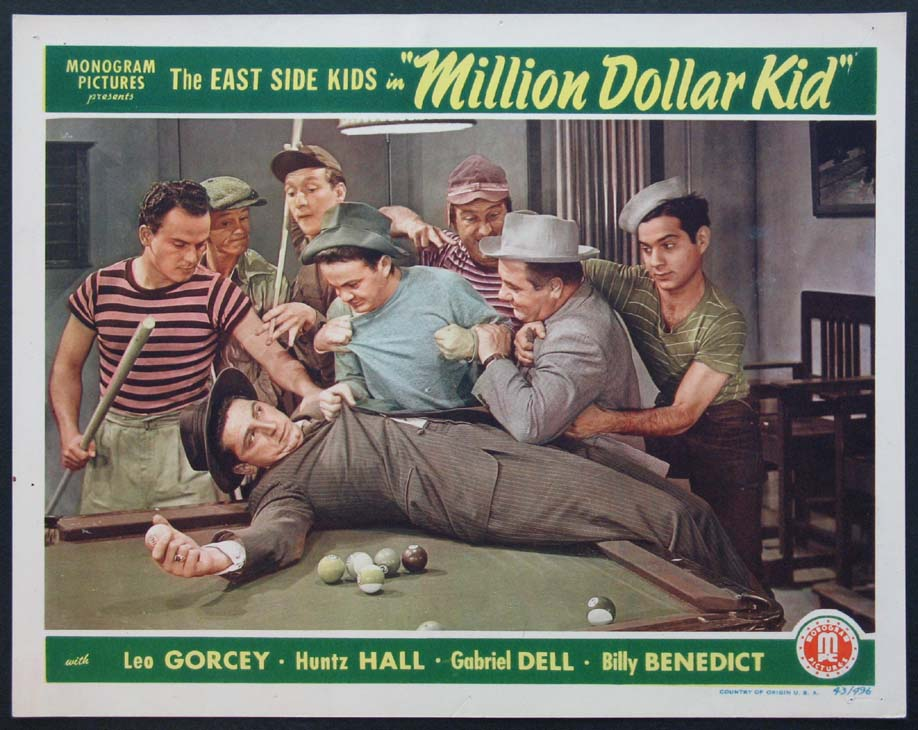MILLION DOLLAR KID @ FilmPosters.com