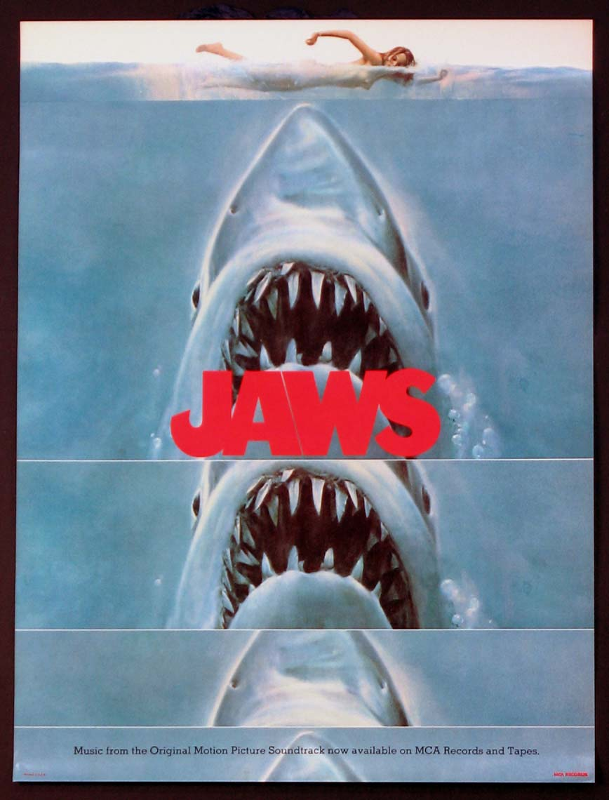 JAWS ORIGINAL SOUNDTRACK POSTER @ FilmPosters.com
