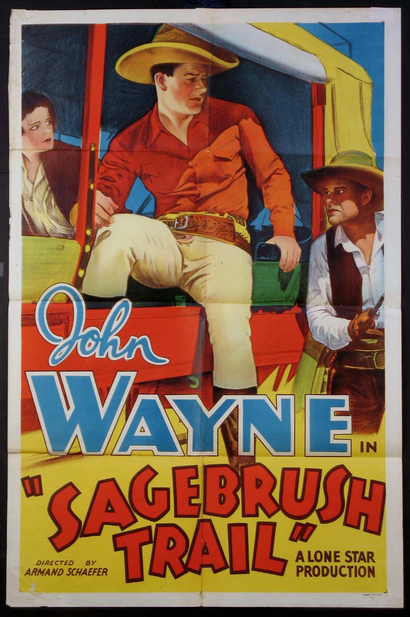 SAGEBRUSH TRAIL @ FilmPosters.com