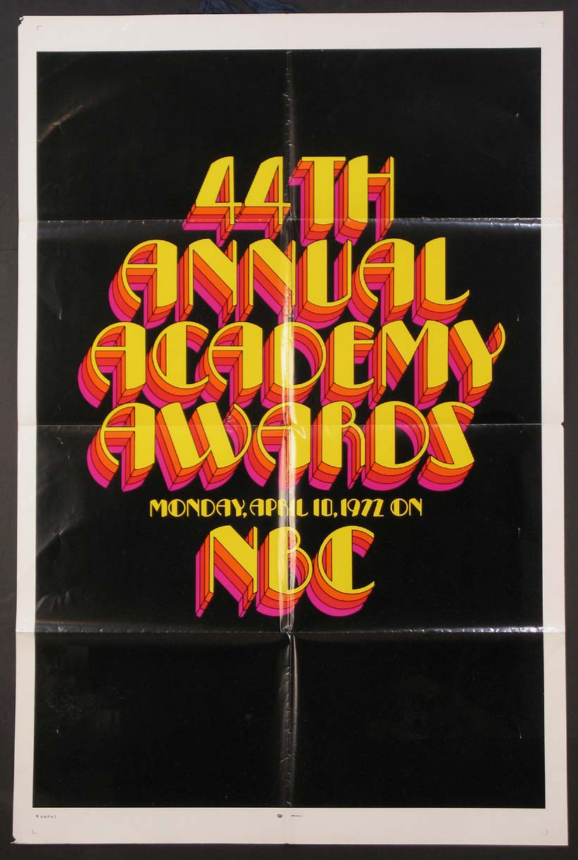 ACADEMY AWARDS, 44th Annual (Oscar) @ FilmPosters.com