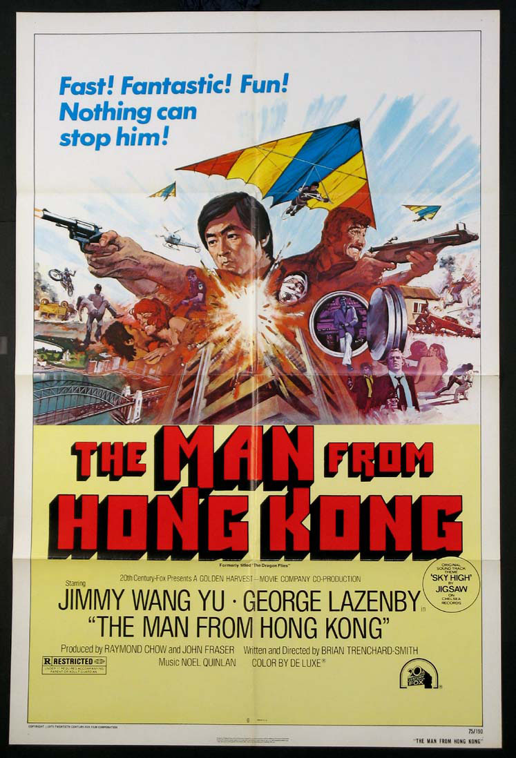 MAN FROM HONG KONG, THE @ FilmPosters.com