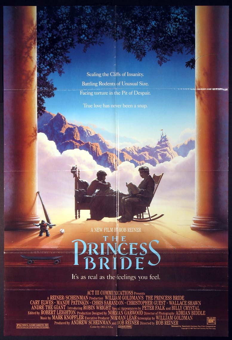 PRINCESS BRIDE, THE @ FilmPosters.com