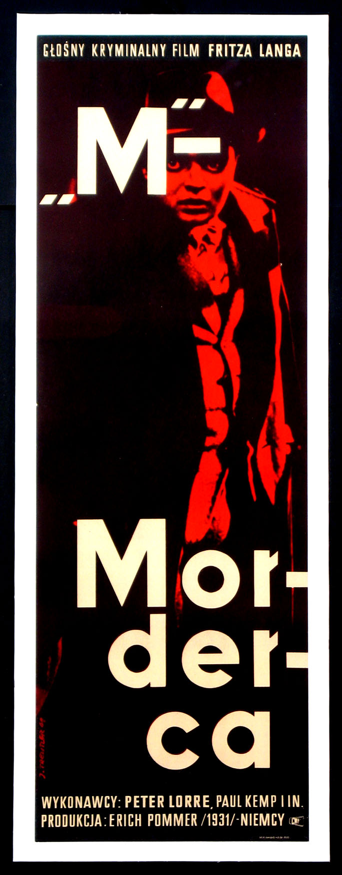 M (Fritz Lang's M) @ FilmPosters.com