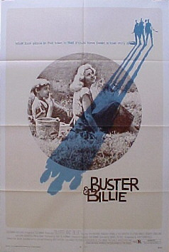 BUSTER AND BILLIE @ FilmPosters.com