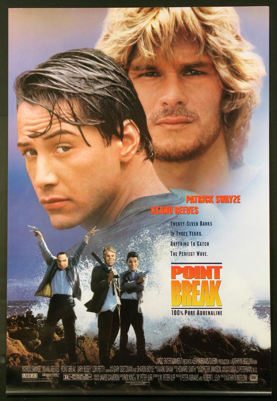 POINT BREAK @ FilmPosters.com