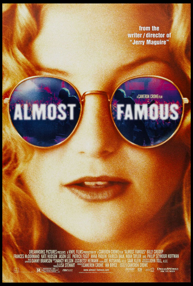ALMOST FAMOUS @ FilmPosters.com