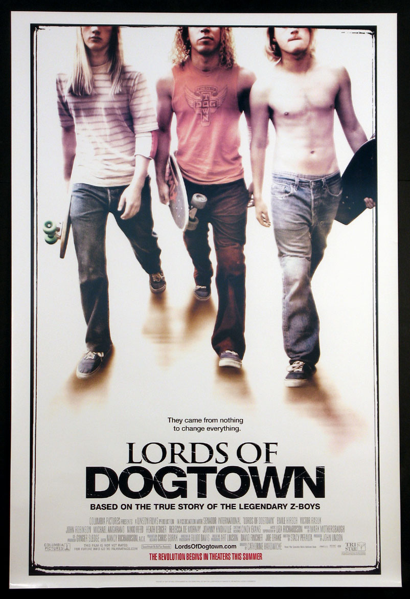 LORDS OF DOGTOWN @ FilmPosters.com