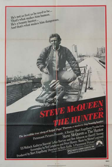 HUNTER, THE (The Hunter) @ FilmPosters.com