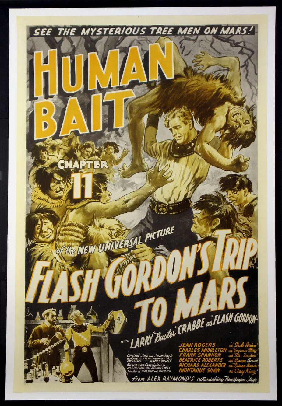 FLASH GORDON'S TRIP TO MARS @ FilmPosters.com