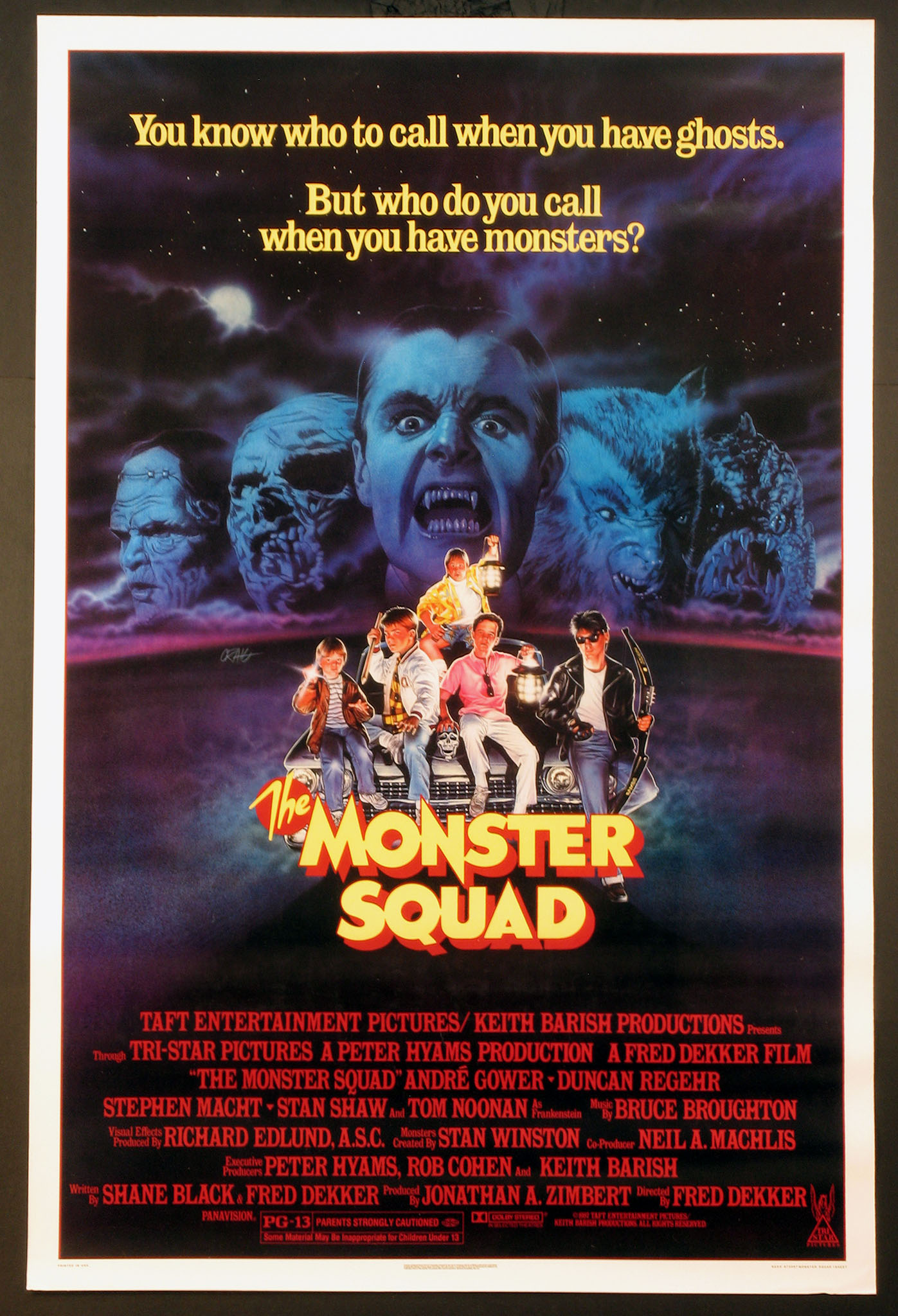 MONSTER SQUAD, THE @ FilmPosters.com