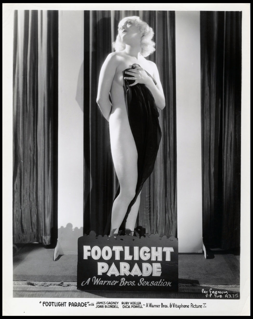FOOTLIGHT PARADE @ FilmPosters.com