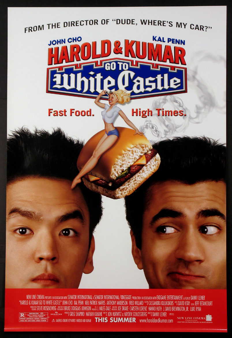 HAROLD AND KUMAR GO TO WHITE CASTLE @ FilmPosters.com