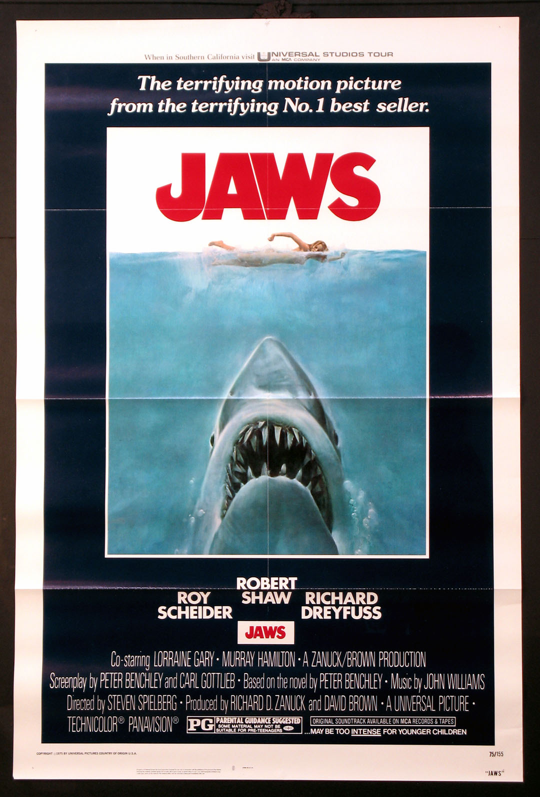 JAWS @ FilmPosters.com