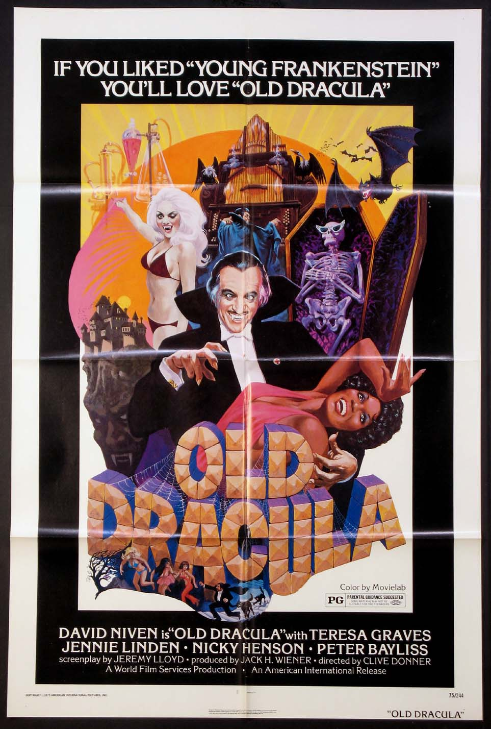 OLD DRACULA @ FilmPosters.com