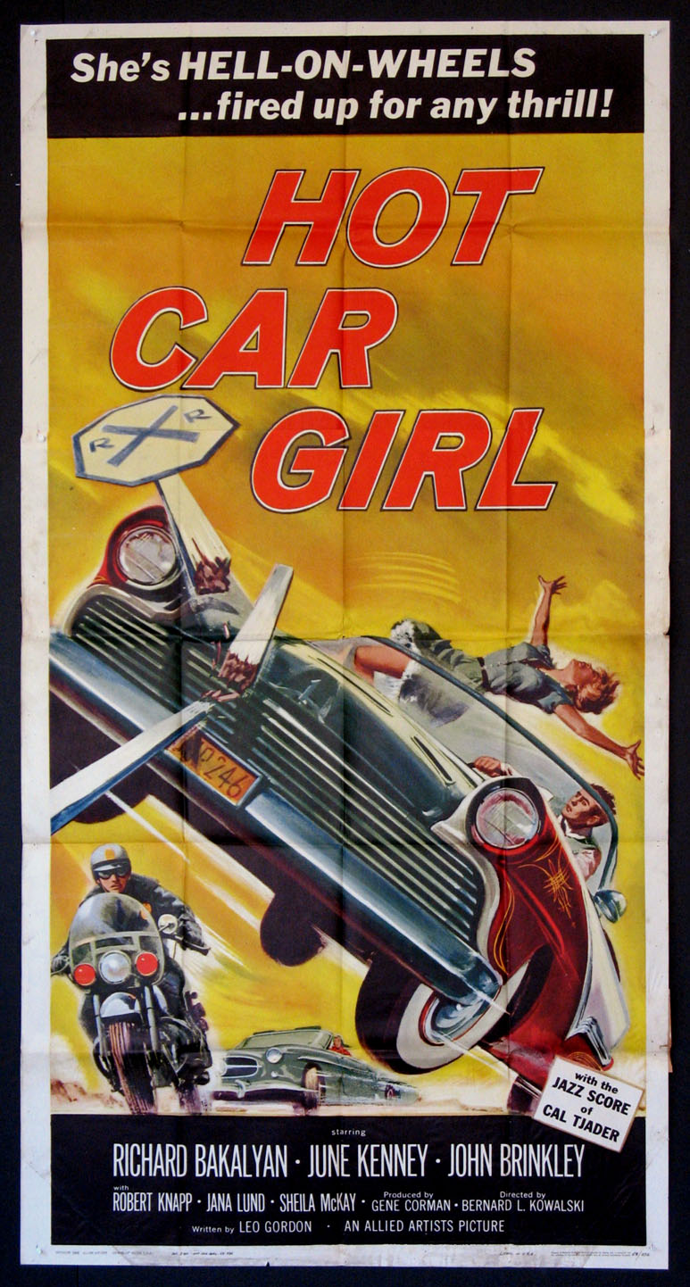 HOT CAR GIRL @ FilmPosters.com