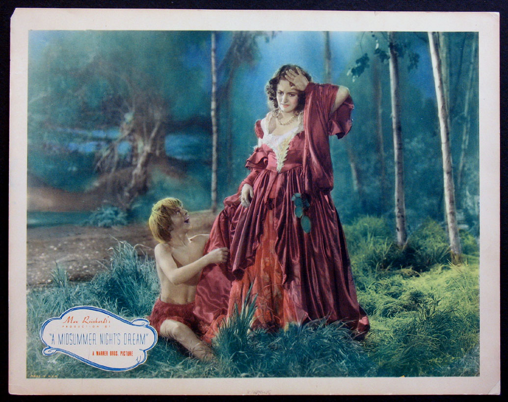 MIDSUMMER NIGHT'S DREAM, A @ FilmPosters.com