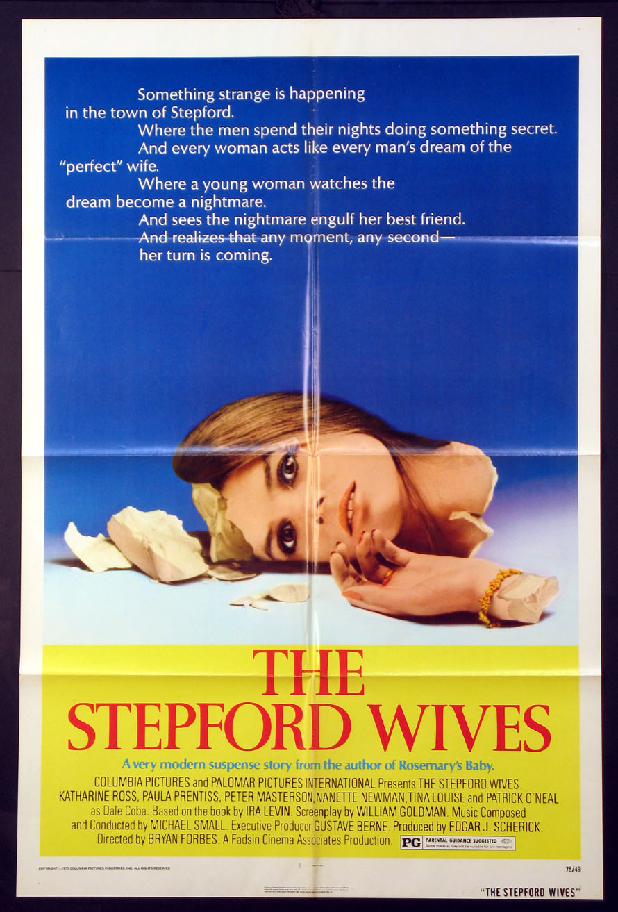 STEPFORD WIVES, THE @ FilmPosters.com