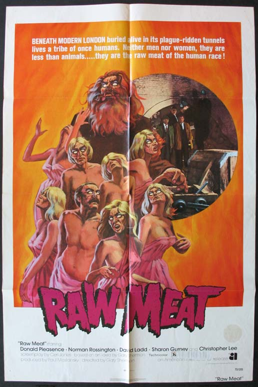 RAW MEAT @ FilmPosters.com