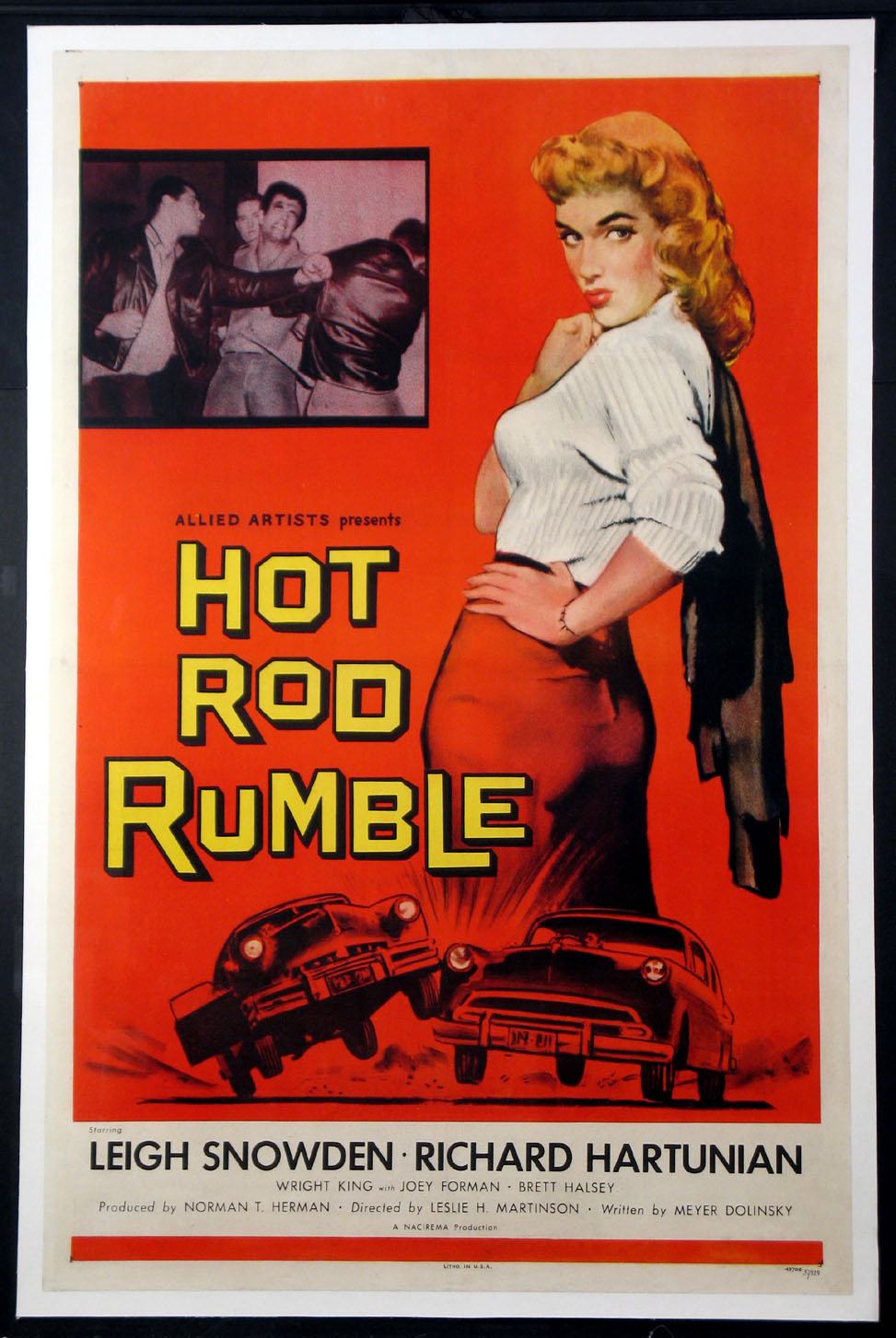 HOT ROD RUMBLE @ FilmPosters.com