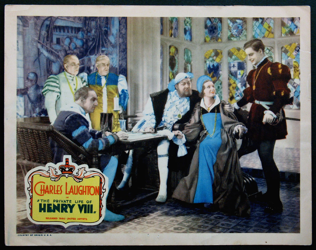PRIVATE LIFE OF HENRY VIII, THE @ FilmPosters.com