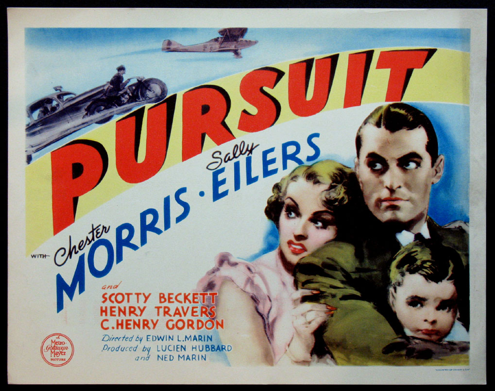 PURSUIT @ FilmPosters.com