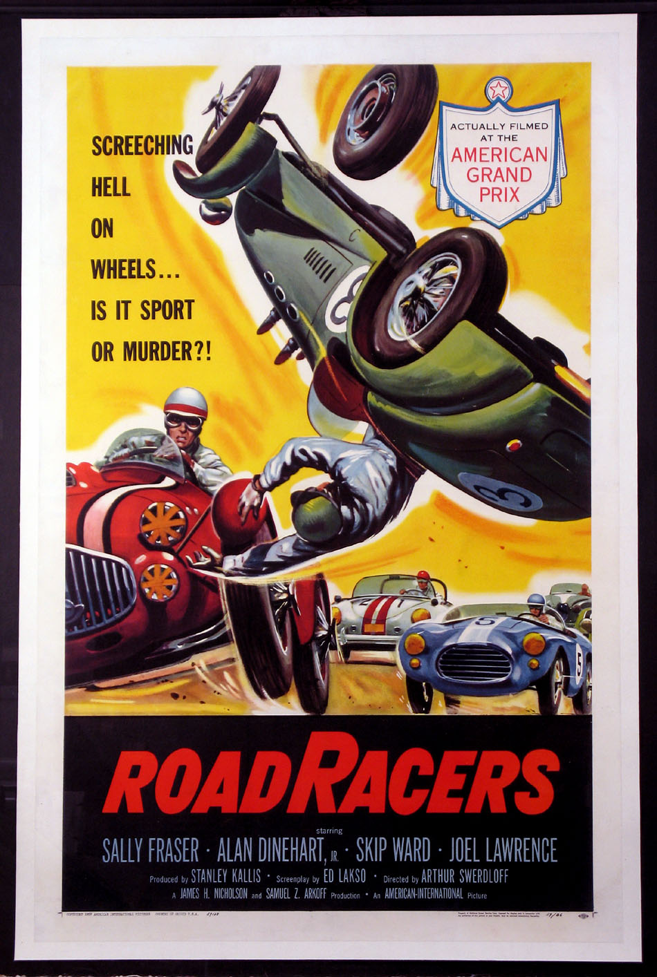 ROAD RACERS (Roadracers) @ FilmPosters.com