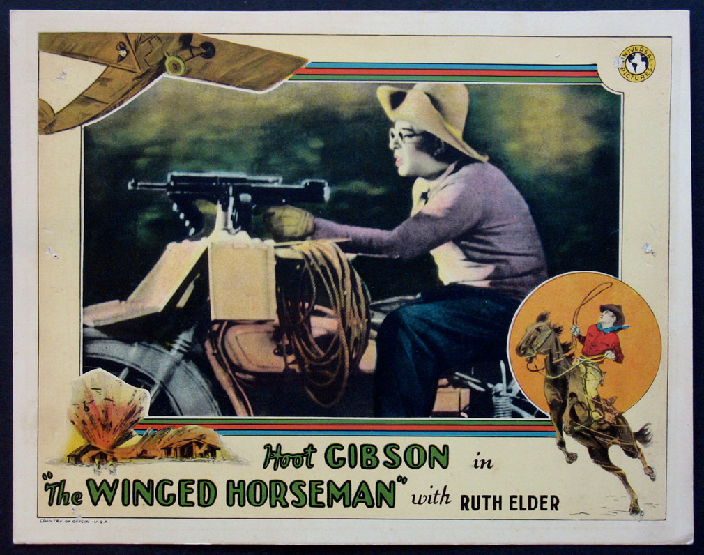 WINGED HORSEMAN, THE @ FilmPosters.com