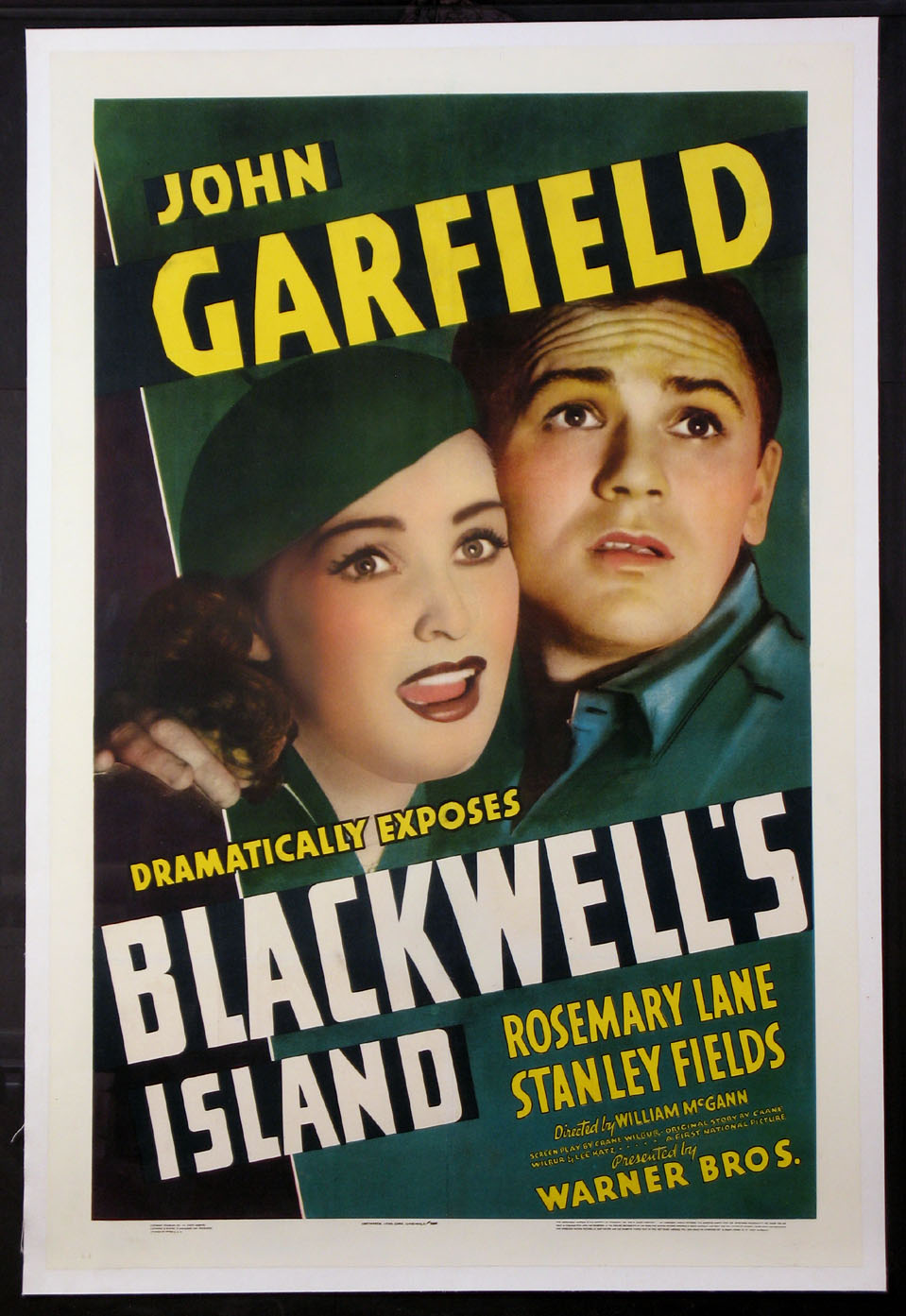 BLACKWELL'S ISLAND @ FilmPosters.com