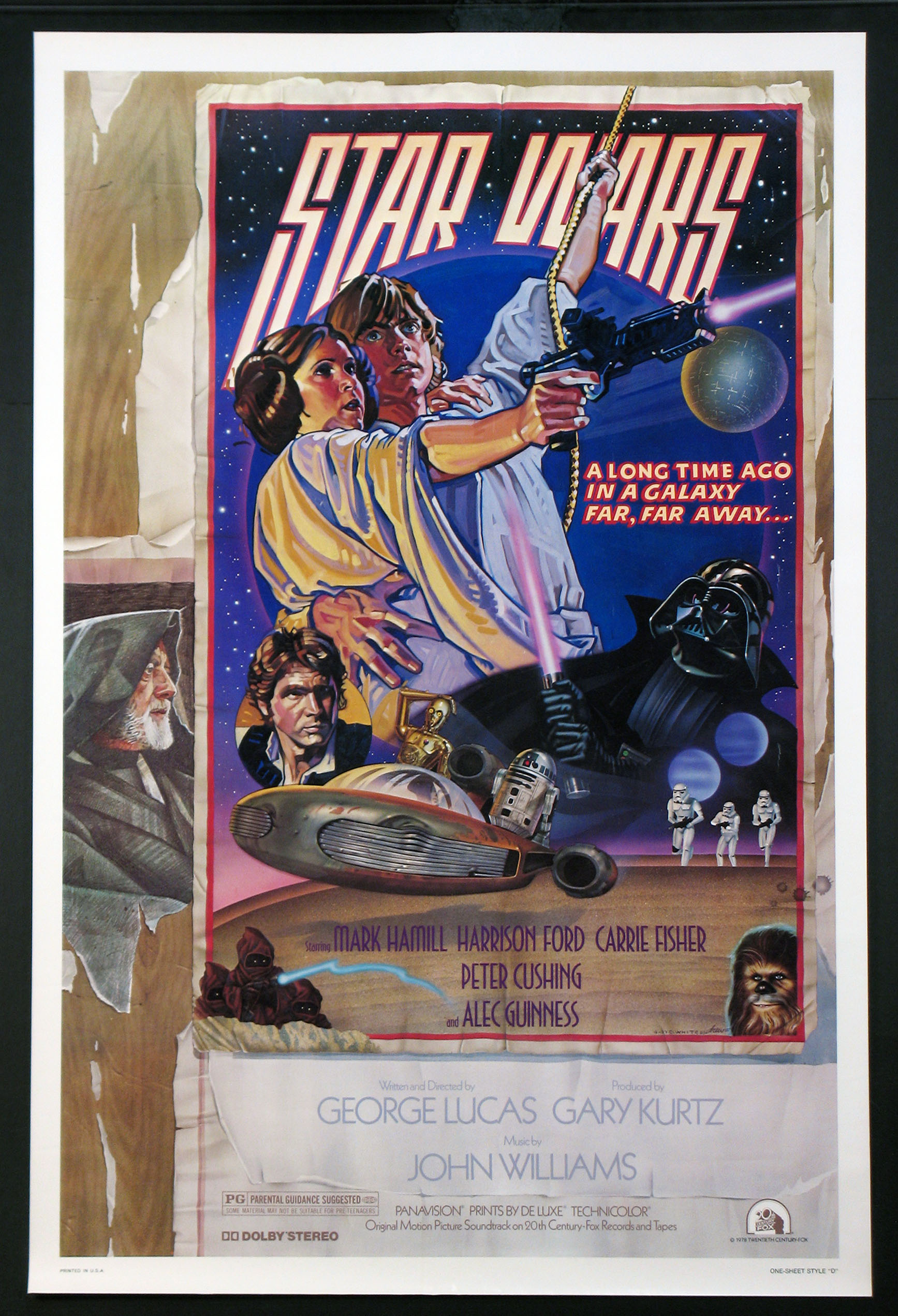 STAR WARS @ FilmPosters.com