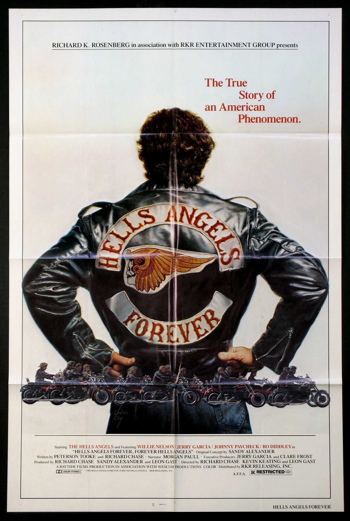 HELL'S ANGELS FOREVER (Hells Angels Forever @ FilmPosters.com