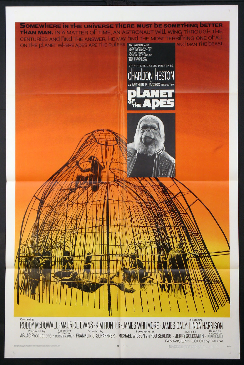PLANET OF THE APES, THE @ FilmPosters.com