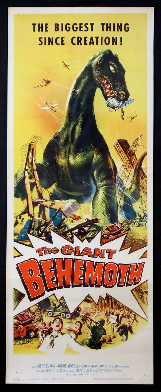 GIANT BEHEMOTH, THE @ FilmPosters.com