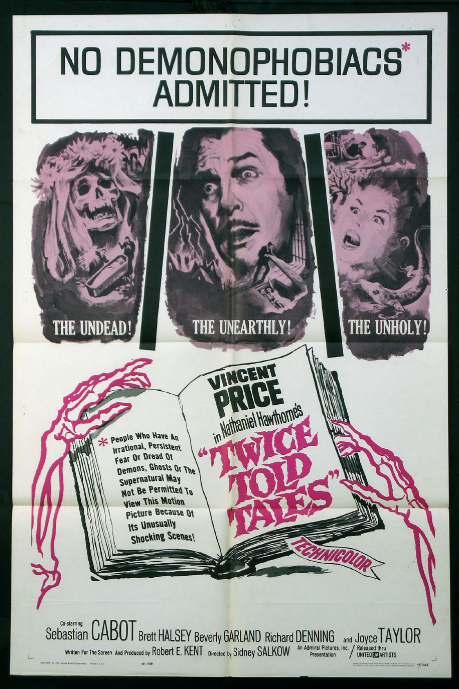 TWICE TOLD TALES @ FilmPosters.com