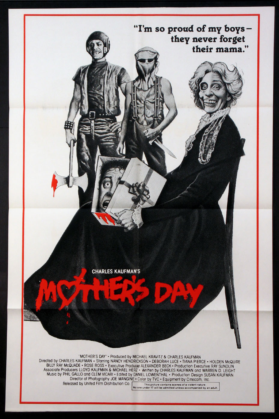 MOTHER'S DAY @ FilmPosters.com