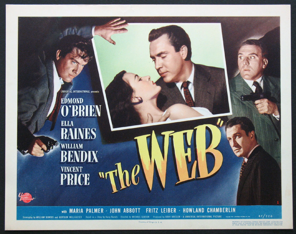 WEB, THE (The Web) @ FilmPosters.com