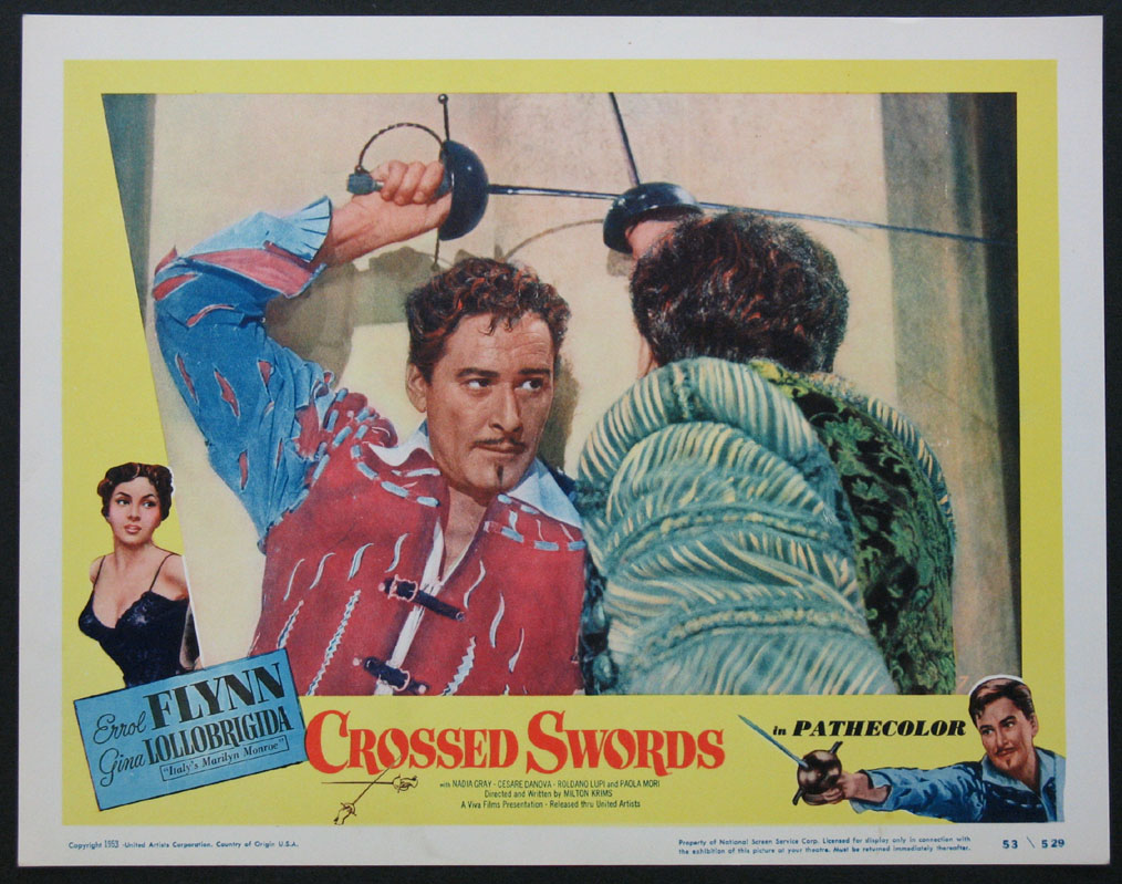 CROSSED SWORDS @ FilmPosters.com