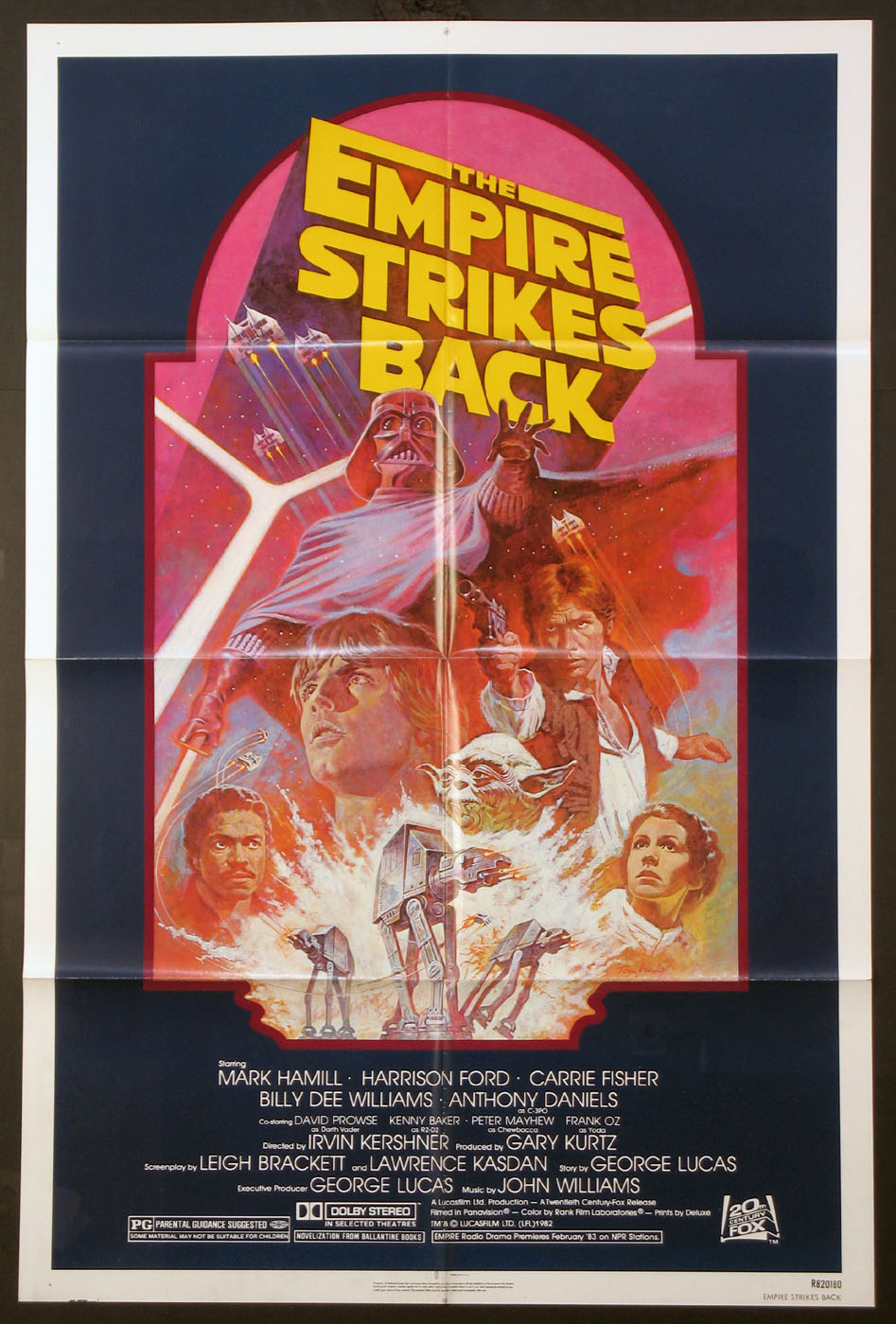 EMPIRE STRIKES BACK, THE @ FilmPosters.com