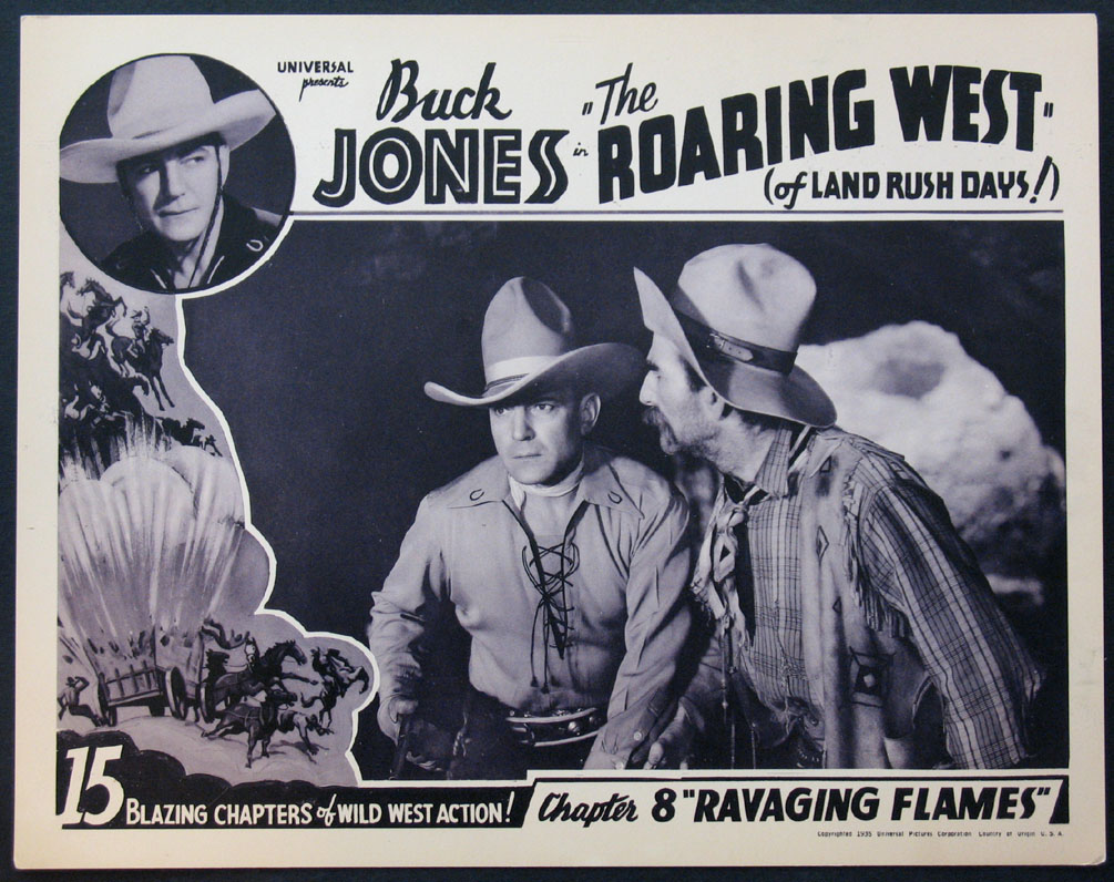 ROARING WEST, THE @ FilmPosters.com