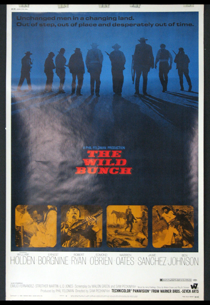 WILD BUNCH, THE (The Wild Bunch) @ FilmPosters.com