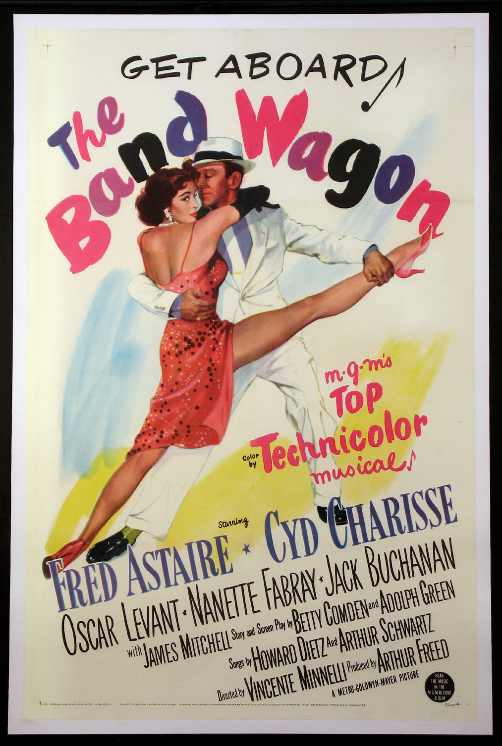BAND WAGON @ FilmPosters.com