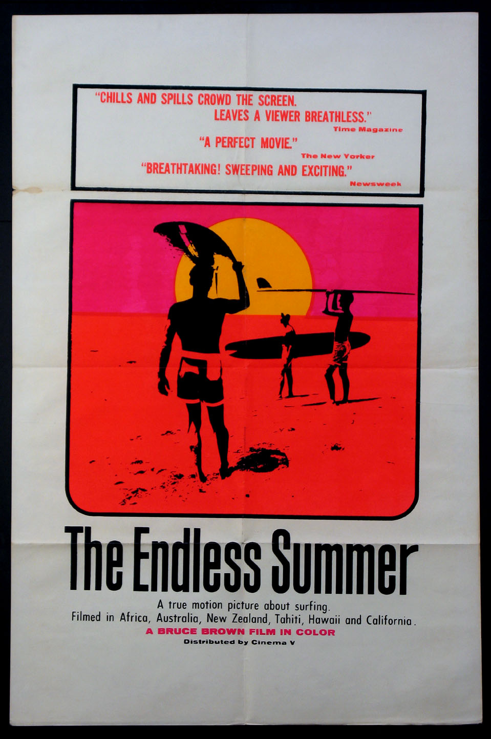 ENDLESS SUMMER, THE (The Endless Summer) @ FilmPosters.com